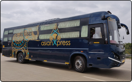 Asian Xpress - Book Online bus tickets to your favourite destinations...