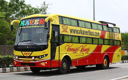 VKaveri Travels - buses