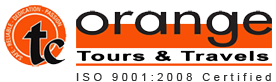 Orange Tours & Travels - Logo